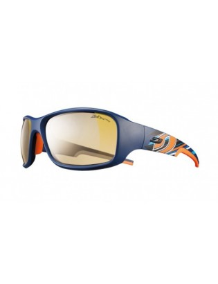 Stunt Zebra Light Bleu Orange Julbo