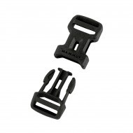 DUAL ADJUST SIDE SQUEEZE BUCKLE Mammut Boucle 38mm