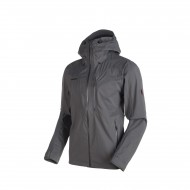 KENTO HS HOODED JACKET Mammut Titanium