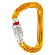 Sm'D Screw Lock - Mousqueton Petzl