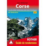 Corse 80 itinéraires Éditions Rother