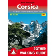 Walking Guide Corsica Rother