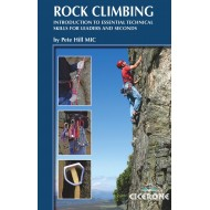 Rock Climbing Pete Hill Éditions Cicerone