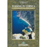 Walking in Corsica Long-distance and short walks Éditions Cicerone