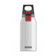 Hot & Cold One 0.3L Bouteille isotherme Sigg Blanc