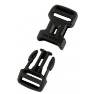 DUAL ADJUST SIDE SQUEEZE BUCKLE Mammut Boucle 25mm