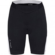 Advanced Shorts Women black / white Vaude