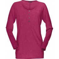 Falketind Long Sleeve Shirt Women Norrona Setting Sun