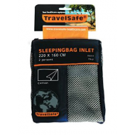 SLEEPING BAG INLET 2 PERSONNES TravelSafe