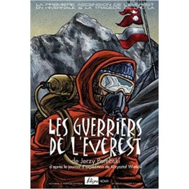 Les guerriers de l'Everest...