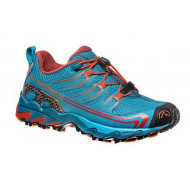 Falkon Low Kid's 29-35 La Sportiva Junior Tropic Blue Tangerine