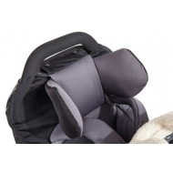 Head support Shuttle Protection de la tête porte bébé Vaude