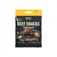 Beef Snacks Sel & Poivre Real Turmat