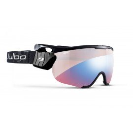 Sniper L Noir Zebra Light Red visière Julbo