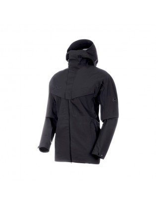 Zinal Hardshell Hooded Jacket Men Mammut
