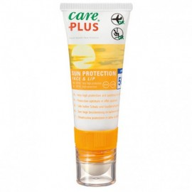 Sun Protection Face&Lip SPF 50 Protection solaire - Care Plus