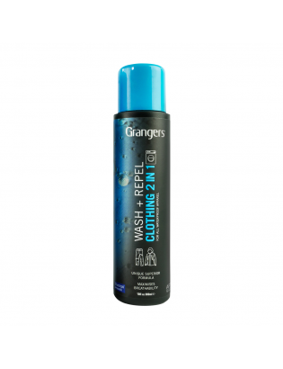 Wash + Repel Clothing 2 in 1 Grangers 300ml