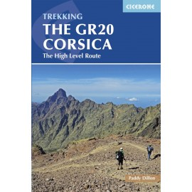 The GR20 Corsica The High Level Route - Cicerone