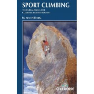 Sport Climbing Pete Hill Éditions Cicerone