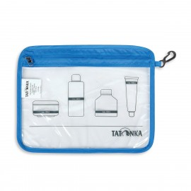 Zip Flight Bag A5 trousse transparente A5 Tatonka