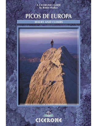 Picos de Europa Walks and Climbs Éditions Cicerone