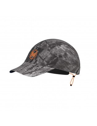 R-City Jungle Grey Casquette Pack Run Réfléchissant Buff