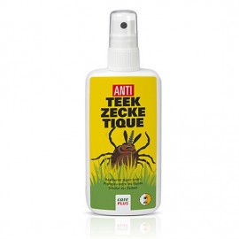 Anti Tiques spray 100ml Care Plus