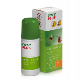 Anti-Insecte Sensitive Icaridin roll-on 50ml Care Plus