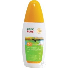 2en1 Anti Insect & Sun protection Spray 150ml Care Plus