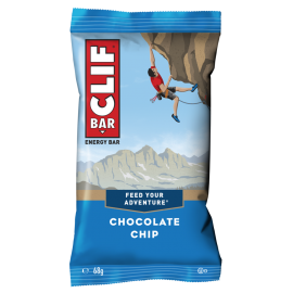 Chocolate Chip Pépites de chocolat Barre énergétique Clif Bar