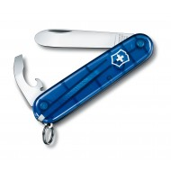 My First Victorinox couteau suisse bleu transparent