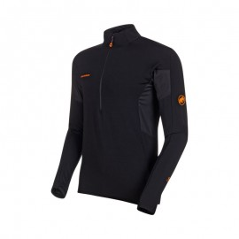 Moench Advanced Half Zip T-shirt manches longues Homme Mammut