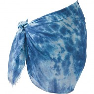 Bronnie Sarong PrAna Blue Anchor