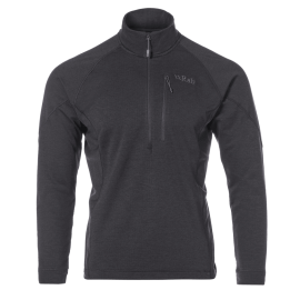 Nucleus Pull-On Polaire Demi-zip Homme RAB