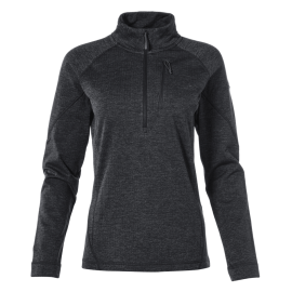 Nucleus Pull-On Polaire Demi-zip Femme RAB