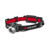 H8R Lampe Frontale Led Rechargeable Led Lenser