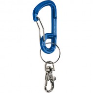 D 60 mm Wire Gate Mousqueton porte-clef Camp