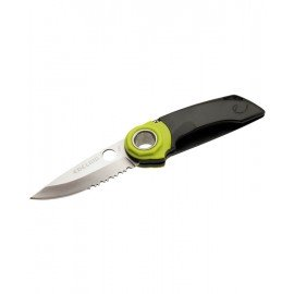 Rope Tooth Single Hand Knife Couteau à corde Edelrid