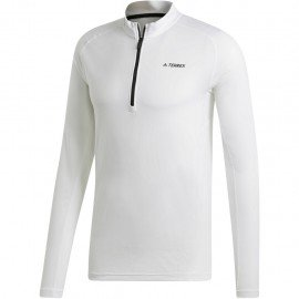TraceRocker 1/2 Zip T-shirt manches longues Adidas
