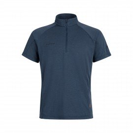 Aegility Half Zip T-­Shirt -MAMMUT - T-shirt technique
