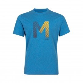 Sloper T­-Shirt Men - MAMMUT - T-shirt tendance