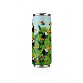 Pull Can'It Toucan 500ml- LES ARTISTES PARIS - Canette isotherme