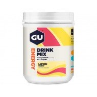 Energy Drink Mix Lemon Berry - GU - Boite Citron Fruits Rouges