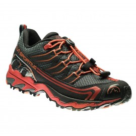 Falkon Low Kid's 29-35 La Sportiva Junior Carbon Flame